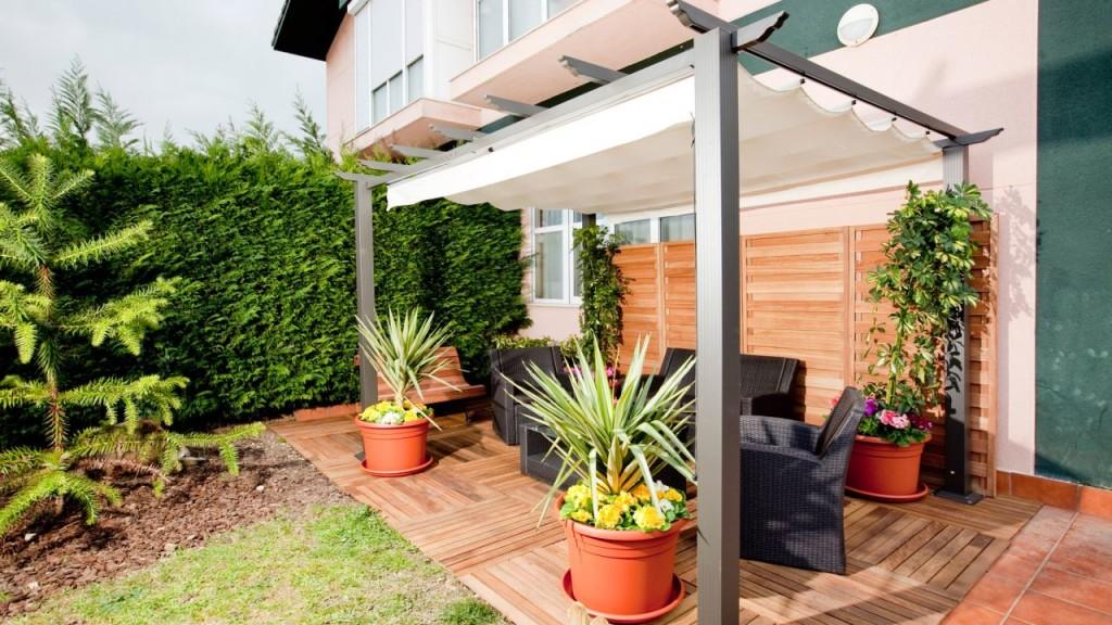 Decoracion de jardines y patios: crea tu propio estilo   la región ...