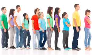 line-queue
